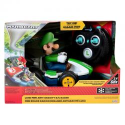 Coche Mini RC Racer Luigi Mario Kart Nintendo radio control - Imagen 1