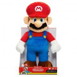 Peluche Jumbo Super Mario Nintendo 50cm - Imagen 1
