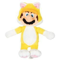 Peluche Mario Felino Super Mario Nintendo - Imagen 1
