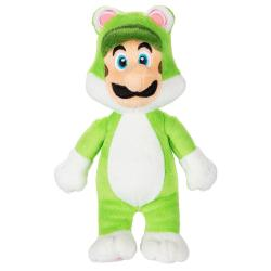 Peluche Luigi Felino Super Mario Nintendo - Imagen 1