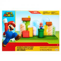 Playset Arcon Plains Super Mario Nintendo - Imagen 1