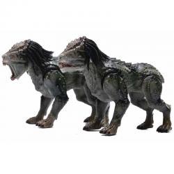 Set 2 figuras Predator Hound Predator Exclusives 8cm - Imagen 1