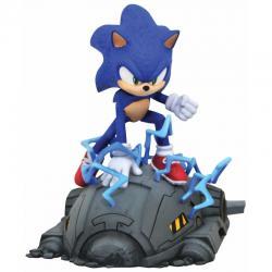 Estatua Sonic The Hedgehog Movie Gallery 13cm - Imagen 1