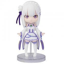 Figura Emilia Re:Zero Starting Life in Another World 9cm - Imagen 1