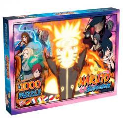 Puzzle Naruto Shippuden 1000pcs - Imagen 1