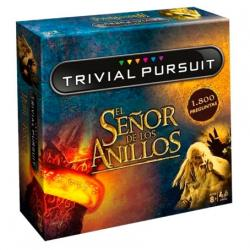 Trivial Pursuit El Señor de los Anillos - Imagen 1