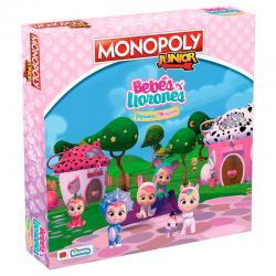 Juego monopoly Junior Bebes Llorones - Imagen 1