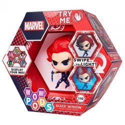 Figura led WOW! POD Black Widow Marvel - Imagen 1