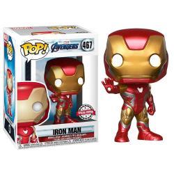 Figura POP Marvel Avengers Endgame Iron Man Exclusive - Imagen 1
