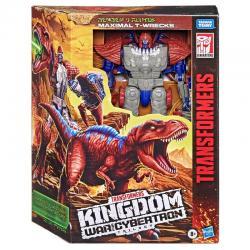 Figura Maximal T-Wrecks War for Cybertron Kingdom  Transformers 18cm - Imagen 1
