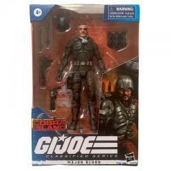 Figura Major Bludd G.I. Joe 15cm - Imagen 1