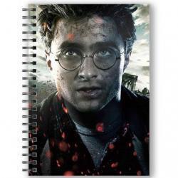 Cuaderno A5 3D Harry Potter - Imagen 1