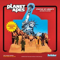 La Guerra del Planeta de los Simios Escenario de Juego Statue of Liberty SDCC 2018 - Imagen 1