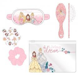 Set accesorios belleza Princesas Disney - Imagen 1