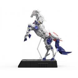 Steel Jeeg Figura con luz Panzeroid (DH Goukin) 40 cm - Imagen 1