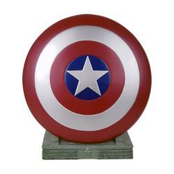 Marvel Hucha Captain America Shield 25 cm - Imagen 1