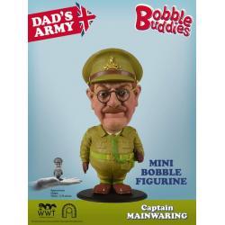 Dad's Army Cabezón Captain Mainwaring 7 cm - Imagen 1