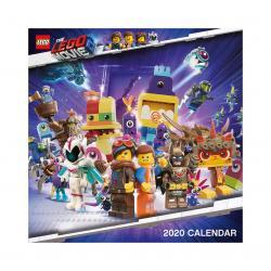 La Lego película 2 Calendario 2020 - Imagen 1