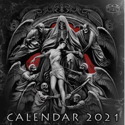 Spiral Calendario 2021 *inglés* - Imagen 1