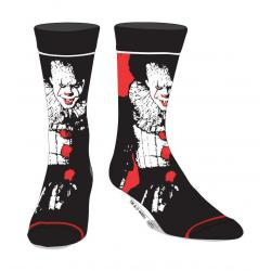 Stephen King´s It Calcetines hombre Pennywise - Imagen 1