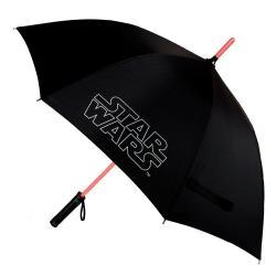 Star Wars Paraguas con luz sable laser - Imagen 1