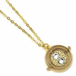 Harry Potter Collar con Colgante Fixed Time Turner (dorado) - Imagen 1