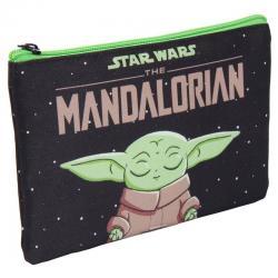 Neceser Yoda the Child Mandalorian Star Wars Disney - Imagen 1