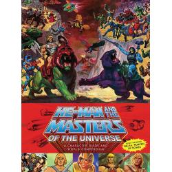 He-Man and the Masters of the Universe Libro A Character Guide and World Compendium *INGLÈS* - Imagen 1