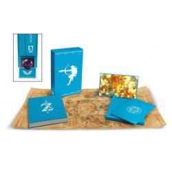 Legend of Zelda Breath of the Wild Artbook Creating A Champion Hero's Edition *INGLÉS* - Imagen 1