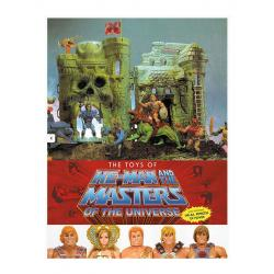 Masters of the Universe Artbook The Toys of He-Man and The Masters of the Universe *INGLÉS* - Imagen 1