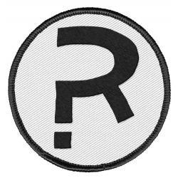 The Umbrella Academy Parche The Rumor R Logo 6 cm - Imagen 1