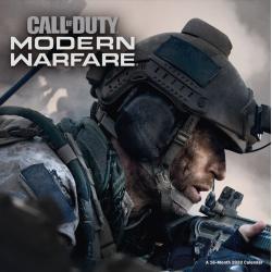 Call Of Duty Calendario 2020 *INGLÉS* - Imagen 1