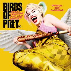 Birds of Prey Calendario 2021 *INGLÉS* - Imagen 1