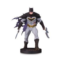 DC Designer Series Estatua Mini Metal Batman by Capullo 16 cm - Imagen 1