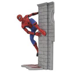 Spider-Man Homecoming Marvel Gallery Estatua Spider-Man 25 cm - Imagen 1