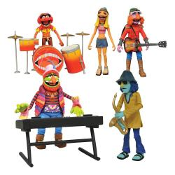The Muppets Select Packs de 2 Figuras 13 cm Best Of Serie 3 Surtido (6) - Imagen 1