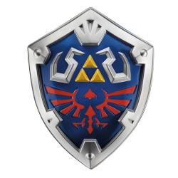 Legend of Zelda Skyward Sword Réplica Plástico Link´s Hylian Shield 48 cm - Imagen 1