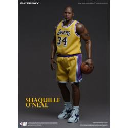 NBA Collection Figura Real Masterpiece 1/6 Shaquille O'Neal 37 cm - Imagen 1