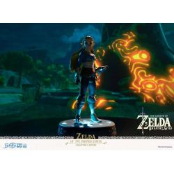The Legend of Zelda Breath of the Wild Estatua PVC Zelda Collector's Edition 25 cm - Imagen 1