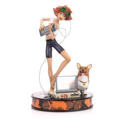 Cowboy Bebop Estatua 1/4 Ed & Ein 44 cm - Imagen 1