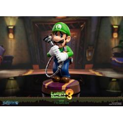 Luigi's Mansion 3 Estatua PVC Luigi 23 cm - Imagen 1
