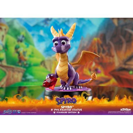 Spyro the Dragon Estatua PVC Spyro 20 cm - Imagen 1