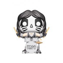 Kiss POP! Rocks Vinyl Figura Catman 9 cm - Imagen 1