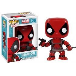 Marvel Comics POP! Vinyl Cabezón Deadpool 10 cm - Imagen 1