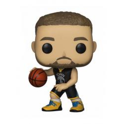 NBA POP! Sports Vinyl Figura Stephen Curry (Warriors) 9 cm - Imagen 1