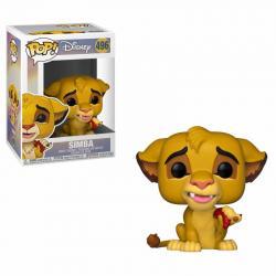 El rey león POP! Vinyl Figura Simba 9 cm - Imagen 1