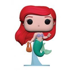 La Sirenita POP! Disney Vinyl Figura Ariel w/ Bag 9 cm - Imagen 1