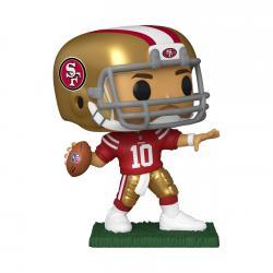 NFL POP! Sports Vinyl Figura Jimmy Garoppolo (49ers) 9 cm - Imagen 1
