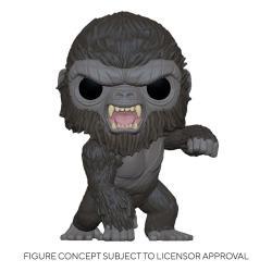 Godzilla Vs Kong Super Sized POP! Movies Vinyl Figura Kong 25 cm - Imagen 1