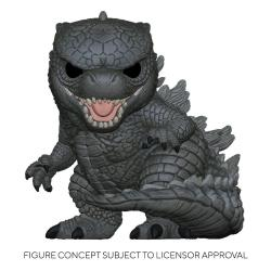 Godzilla Vs Kong Super Sized POP! Movies Vinyl Figura Godzilla 25 cm - Imagen 1